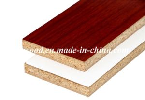 Melamine Faced Particle Board pictures & photos