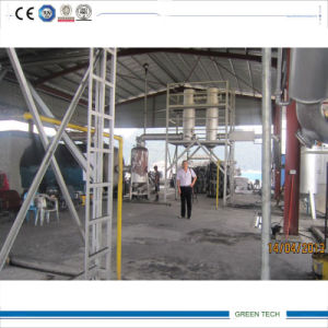 2013 Style 10ton Tyre Pyrolysis Plant Exported to Malaysia pictures & photos