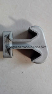 Drain Wire Clip Double-Hook Clip for Live Line Carrying Electricity Working Aluminum Drain Wire pictures & photos