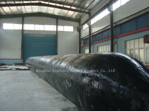 Boat Launching and Salvage Marine Rubber Airbag pictures & photos