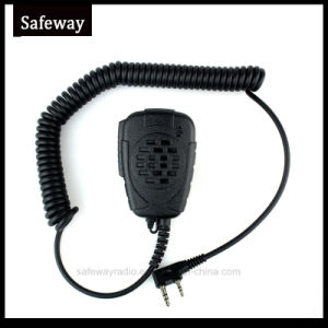Walkie Talkie Waterproof IP54 Speaker Microphone for Kenwood pictures & photos