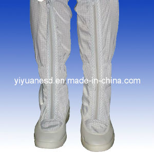 PVC Leather Ground Boots (YY-B4020)