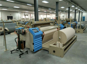 Jlh910 Cotton Fabric Making Air Jet Loom Weaving Machinery pictures & photos