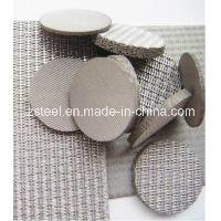 50-500mesh 304 Stainless Steel Wire Mesh for Filter Element
