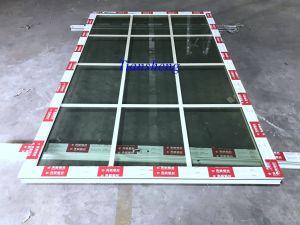 Bullet-Proof Glass Aluminum Thermal Break Windows and Doors pictures & photos
