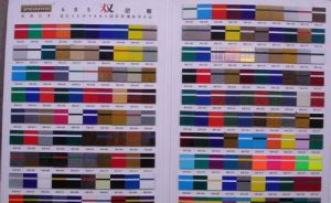 High Quality Double Color Sheet, Shanghai pictures & photos