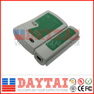 High Performance RJ45 and Rj11 Network Fluke Cable Tester pictures & photos