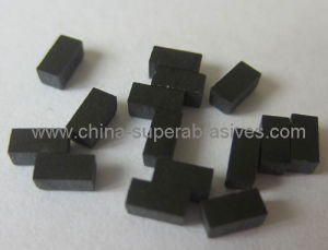 CVD Diamond Dressing Sticks Black Color Cuboid for Superabrasives