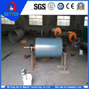 High Quality Permenet Iron Ore Magnetic Roller for Coal/Mining Industry pictures & photos