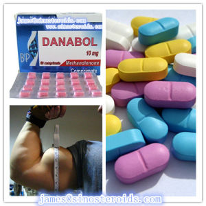 Oral Dianabol Danabol in Pills/Tablets/Capsule pictures & photos