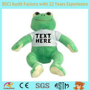 Stuffed Animal Frog, Frog Plush Toy pictures & photos