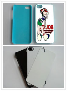 2D Sublimation Cell Phone Cover Case for iPhone5/5s/Se pictures & photos