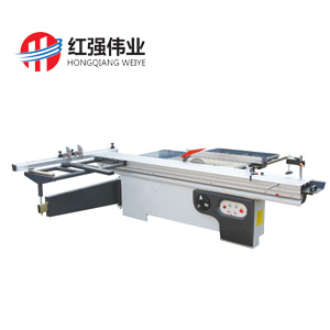 Hongqiang Mj6130A High Precision Sliding Table Saw