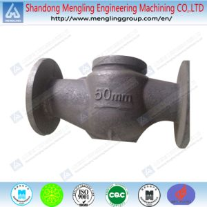 Ductile Iron Casting Water Meter Housing