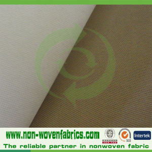 Cross Non Woven Fabric for Shoes Interlining pictures & photos