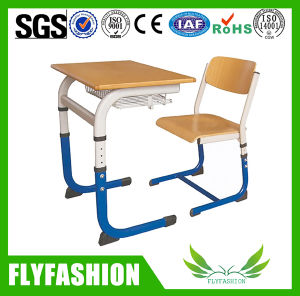 Adjustable Popular High Quality School Tables and Chairs (SF-52S) pictures & photos