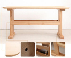 Solid Wooden Dining Desk (M-X2178) pictures & photos
