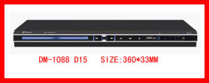 HDMI DVD Player With Game Support Evd Disc (DM-1088 D15)