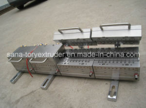 Plastic Extrusion Mould for PVC WPC Profile Products pictures & photos
