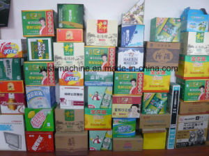 Corrugated Carton Box Making Machine pictures & photos
