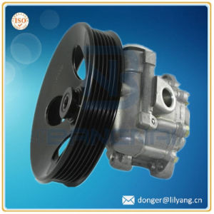 Sand Casting Iron Power Steering Pump for Toyota, GM