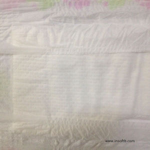 Premium Super Soft Topsheet Baby Diapers in China