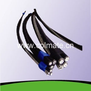 Aerial Bundle Cable (ABC Cable) with PE or XLPE Insulation pictures & photos