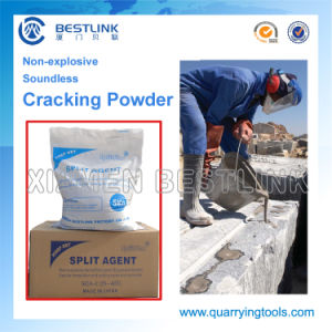 Non-Explosive Silence Cracking Powder for Quarry pictures & photos