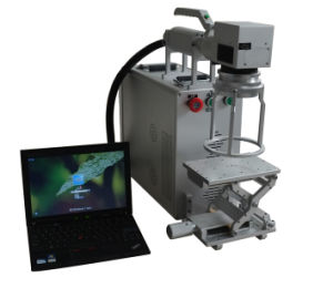 Fiber Laser Marking Machine for Engraving Rings pictures & photos