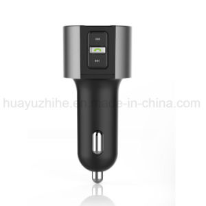 Bluetooth Handsfree +Fmt + 3.4A Car Charger pictures & photos