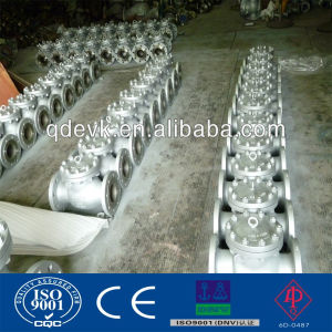 API Carbon Steel Swing Type Check Valve with Class300