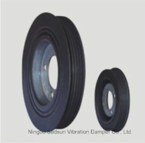 Crankshaft Pulley / Torsional Vibration Damper for Peugeot 0515. L6 pictures & photos