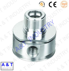 CNC Precision Aluminum/Brass/Stainless Steel/Machinery Parts with High Quality pictures & photos