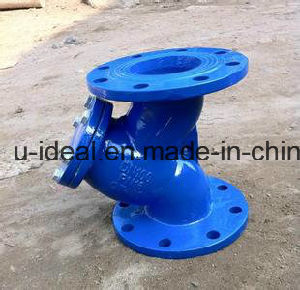Pipeline Strainer-Y Type & Basket Type Strainer pictures & photos