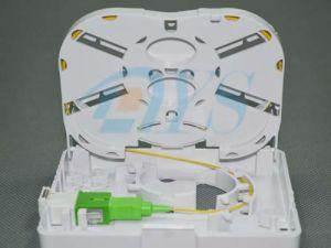 FTTH Plastic Mini Outdoor/Indoor Fiber Optic Terminal Box pictures & photos