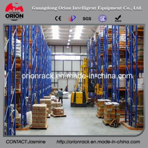 Warehouse Storage Narrow Aisle Rack and Shelving pictures & photos