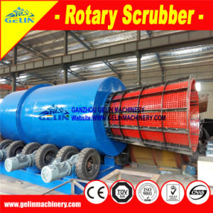 Clay Alluvial Washing Gold Trommel Recovery Plant pictures & photos