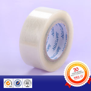 High Quality Transparent BOPP Adhesive Sealing Tape pictures & photos