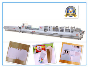 Xcs-1100DC Automatic Folder Gluer Corrugated Box Machine pictures & photos