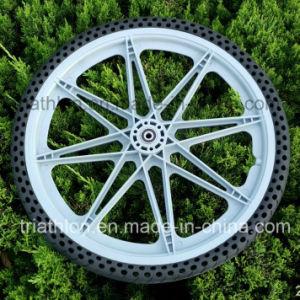 9X1.75 10X2 12X2.125 16X1.75 20X1.75 20X2 Plastic Bicycle Wheel pictures & photos