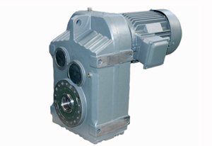 Parallel Shaft Helical Gear Reducer (same size with SEW F type)