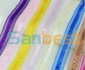 100% Nylon Satin Ribbon for Festival Decoration pictures & photos