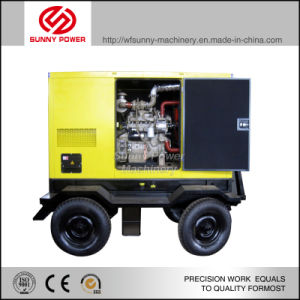 30kw Air Cooled Deutz Diesel Generator Promotion pictures & photos