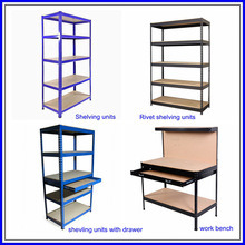Metal Pallet Rack, Goods Shelf pictures & photos