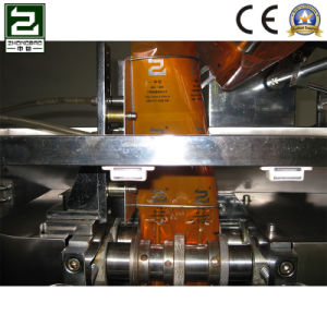 Servo Motor Control Four-Side Sealing Liquid Packing Machine pictures & photos