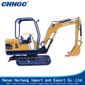 EPA 2 T Mini Hydraulic Crawler Excavator Digger for Sale pictures & photos