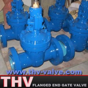 Flange Type Gate Valve