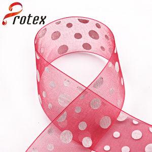 Silk Organza Ribbon pictures & photos