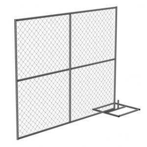 6FT High Construction Site Chain Link Mesh Temporary Fence pictures & photos