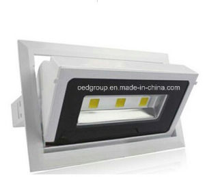 Adjustable LED Rectangular Shop Light 30W LED Downlight pictures & photos